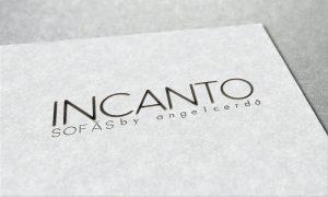 Diseño Logotipo Incanto Sofás By Ángel Cerdá